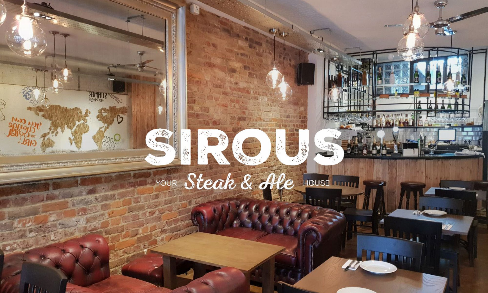 Sirous Steak & Ale